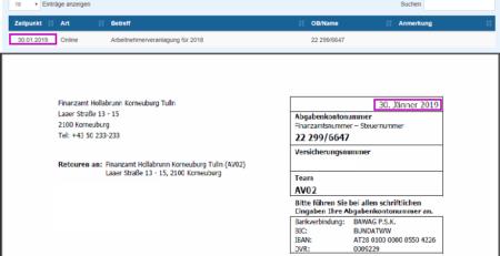 Austria, zwrot podatku w jeden dzień